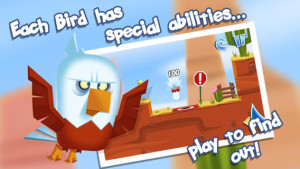 Early Bird And Friends each bird has special abilities play to find out